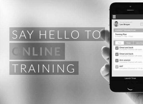 Online Training & Diet Plans