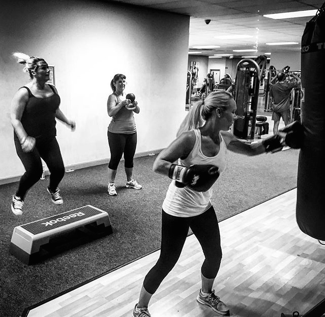 wirral personal training fitness studio