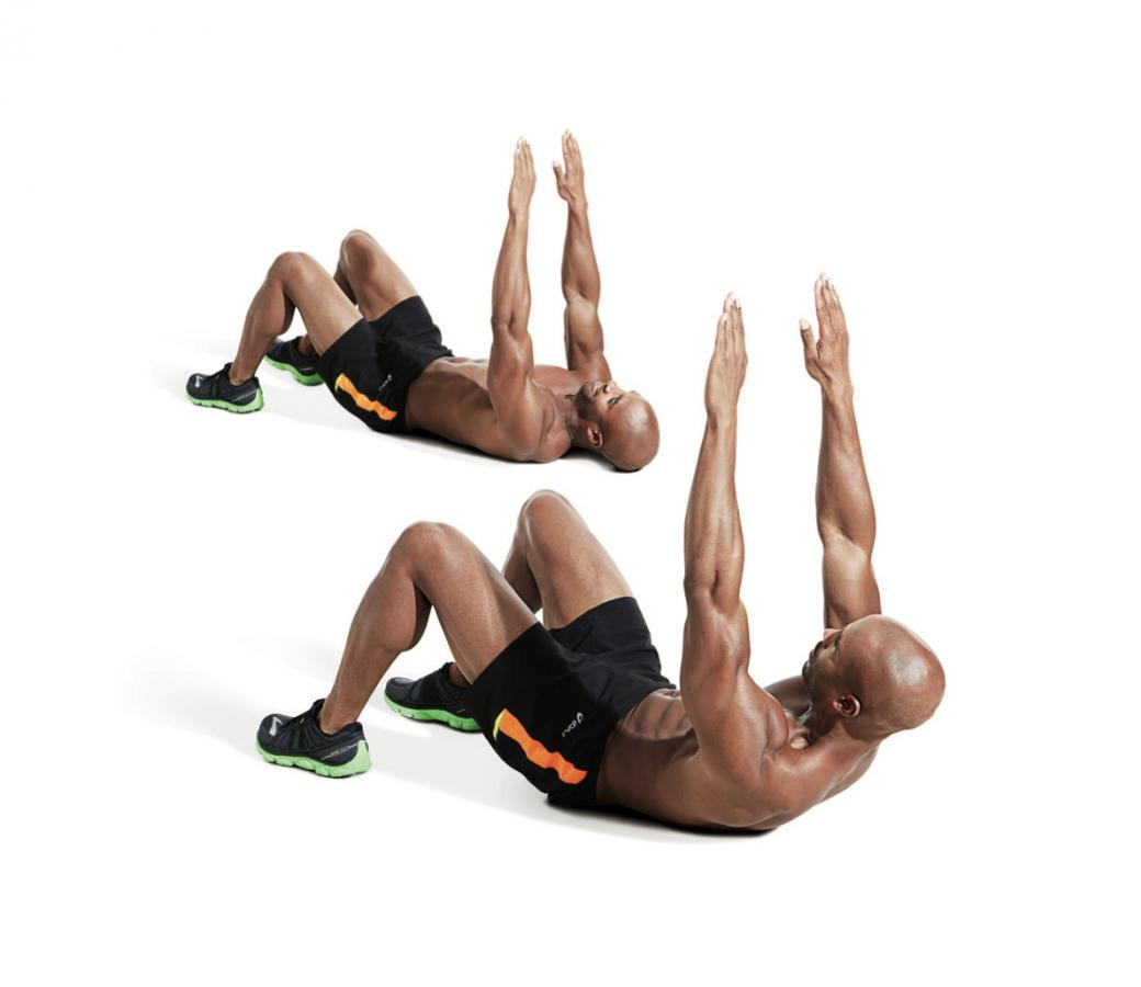 Home Ab Workout - Wirral Personal Trainers